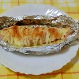 秋鮭のマヨチーズ焼き☆
