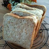 ライ麦とふすま粉のヘルシー食パン