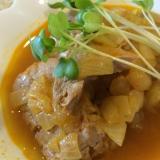 豚ヒレ肉の柔らか野菜ジュース煮