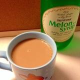 メロン*カフェオレ