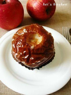 焼きりんご。
