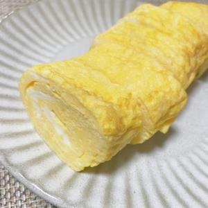 白だしで簡単!だし巻き卵