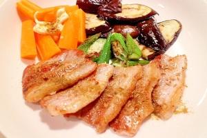 【簡単ワンプレート】豚バラ肉のクミン焼き