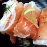 簡単でも見栄えする!生ハムのお寿司