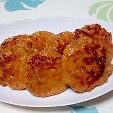 照り焼き鶏つくね++