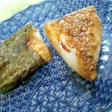 ごま焼き餅