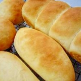 時短☆発酵一回 シンプル米粉パン