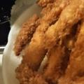 鶏むね肉のスティックフライ