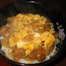 カツ丼(お鍋一つで作る)