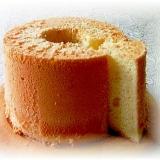 マヨネーズdeシフォンケーキ