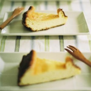 HBホームベーカリーで簡単チーズケーキ★