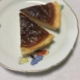 バイタミックスでチーズケーキ