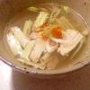 なすの中華スープ