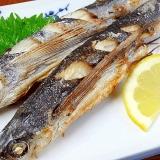 淡白な美味しさ☆ 「トビウオの塩焼き」