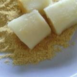 小麦粉でお餅みたい! ういろう風和風デザート