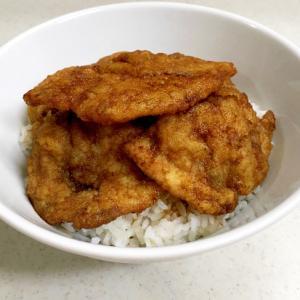 福井名物♫ソースカツ丼と カツ丼ソース