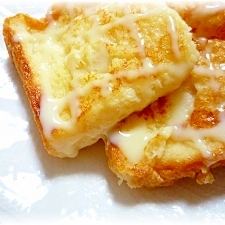 ♪♪甘くて美味しい★りんごのフレンチトースト♪♪