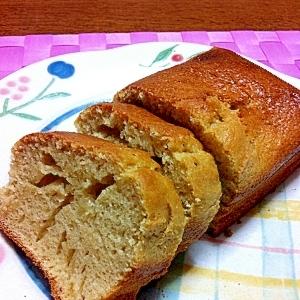 ☆ノンバターHMでいちごジャムパウンドケーキ☆
