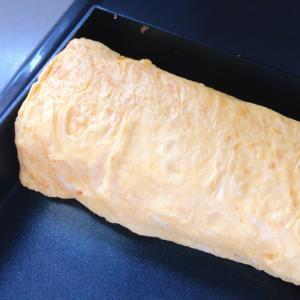【簡単】マヨネーズとお水で、ふわふわだし巻き卵!