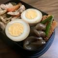 豚肉こまぎれと冷蔵庫の野菜で簡単野菜炒め★
