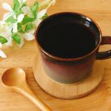 モーニングꕤ 黒蜜生姜コーヒー