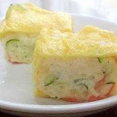 卵巻きポテトサラダ