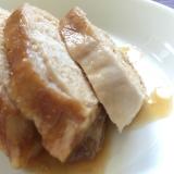 胸肉を煮込むだけ簡単♡鶏チャーシュー(о´∀`о)