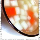 コロコロ野菜のトロトロスープ