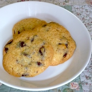 型抜き不要!簡単!チョコチップのドロップクッキー☆