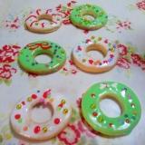 いつものマーガリンで作る簡単クリスマスクッキー
