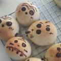 パンを可愛く変身しちゃお♪子供が喜ぶお絵描きパン