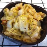 【作り置き】ピリッと病みつき白菜の中華サラダ