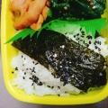 離乳食 海苔ご飯