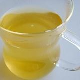 喉痛に。蜂蜜金柑茶