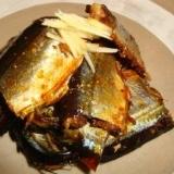 ご飯が止まらない!秋刀魚の甘露煮