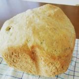 バジルソースで簡単ハーブパン