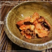 エコ変身レシピ!柿の皮の天ぷら♪