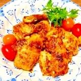 鶏胸肉☆タンドリーチキン