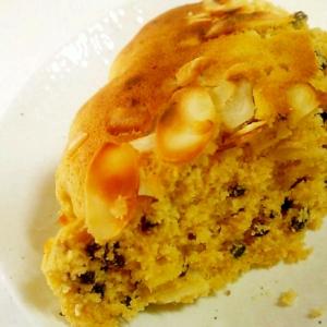 【糖質制限】カカオニブでチョコチップ風蒸しパン