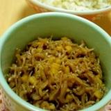 簡単♪ご飯によく合う、しらすと生姜の佃煮