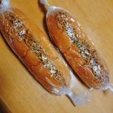 キャベツのカレー炒め入り焼きそばパン