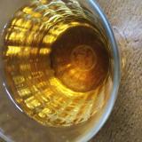 カモミールティー・オレンジの絞り汁