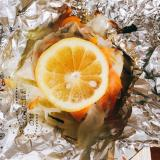 超簡単☆鱈のホイル焼き