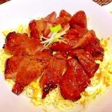 【ノンフライヤー】コストコUSA豚肩ロースで豚丼