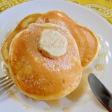「パンケーキ」をふわふわに作るための3提案