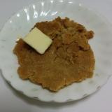 糖質制限 大豆粉のパンケーキ