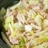 中華風ミルフィーユ鍋