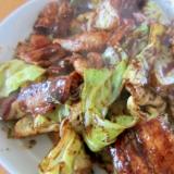 簡単中華☆回鍋肉(ホイコーロー)