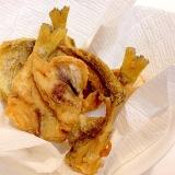 カリカリっと美味しい☆小鯛の唐揚げ
