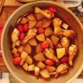 簡単!圧力鍋で鶏手羽元のさっぱり煮